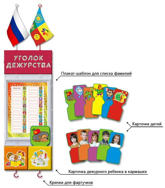 Уголок дежурства в детском саду картинки скачать 3