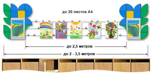 Сделать своими руками уголок пдд на детский сад