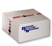 Коробка для транспортировки стенда