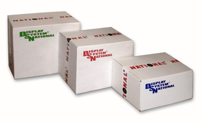 Коробки для транспортировки стендов