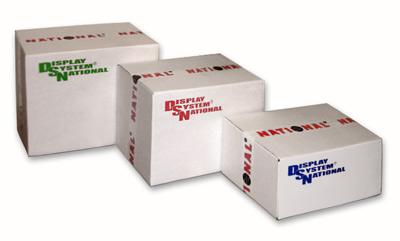 Коробки для транспортировки стенда