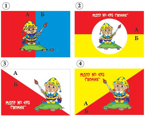 названия флагов с картинками