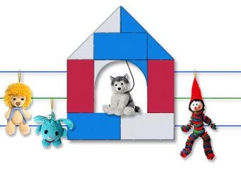 Оформление выставки детского творчества
