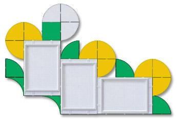 Уголок для детского сада