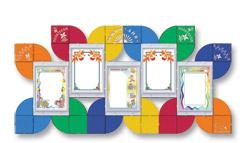 Стенд режим дня для детского сада