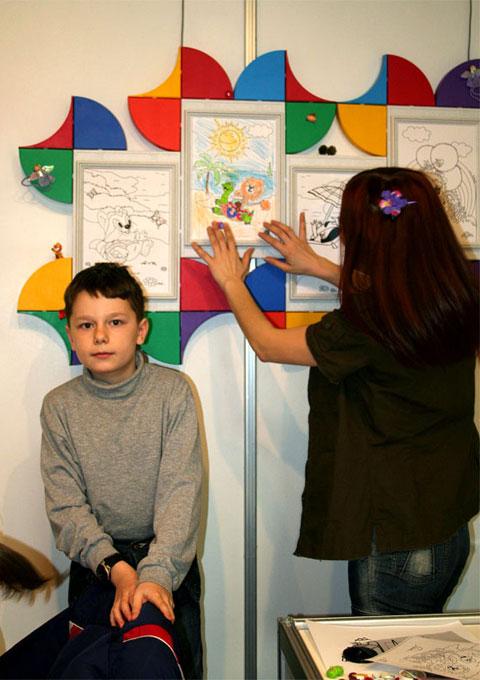 Галерея детских рисунков