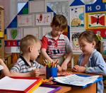 Стенды в детском саду
