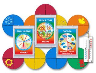 Стенды для детских садов  infodoskiru