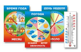 Календарь природы в картинках
