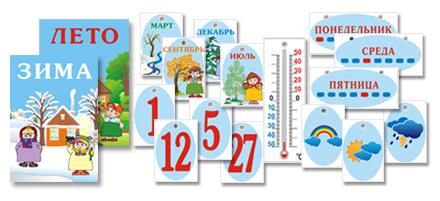 Картинки Календарь природы