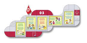 Оформление уголка здоровья в детском саду