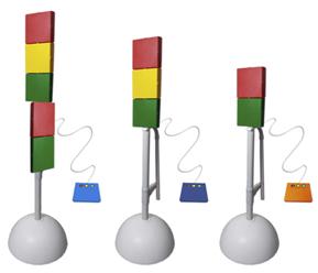 Детские светофоры для группы детского сада