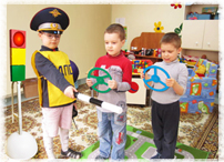 Детские светофоры для группы