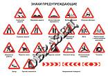 Знаки дорожного движения для детей