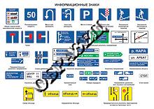 Знаки дорожного движения для школы