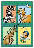 Детские картинки с животными