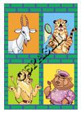 Картинки с животными заказать