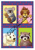 Картинки для детей животные