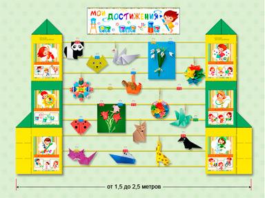 Творческий уголок в детском саду своими руками