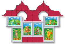 Стенд для детского сада купить