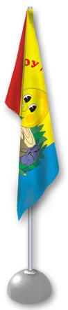 Флаг детсада Колобок