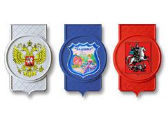 Герб и эмблема детского сада, группы ДОУ, герб России