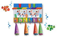 Умывальная комната в детском саду