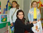 Детские стенды фото
