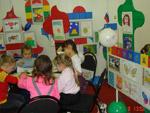 Уголки детского сада