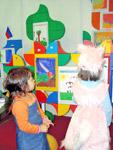 Галерея рисунков в детском саду