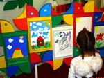 Детский сад рисование