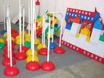 Стендовое оборудование для презентации детских садов