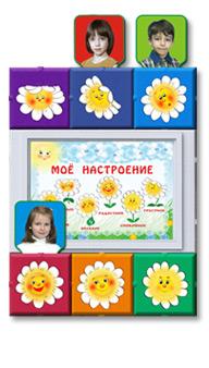 Оформление уголка настроения в детском саду